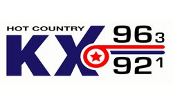 KX Hot Country 96.3 & 92.1